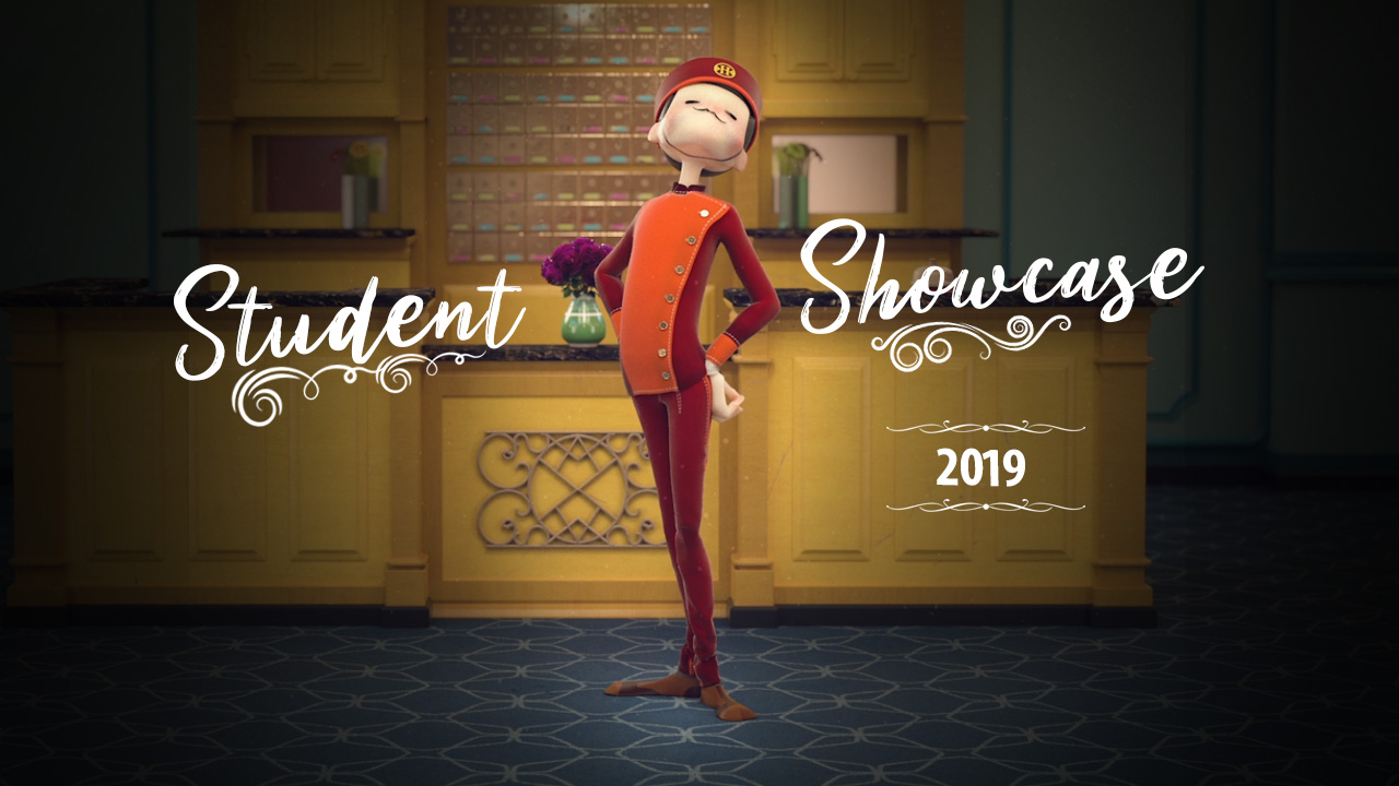 Animation Mentor student showcase 2019